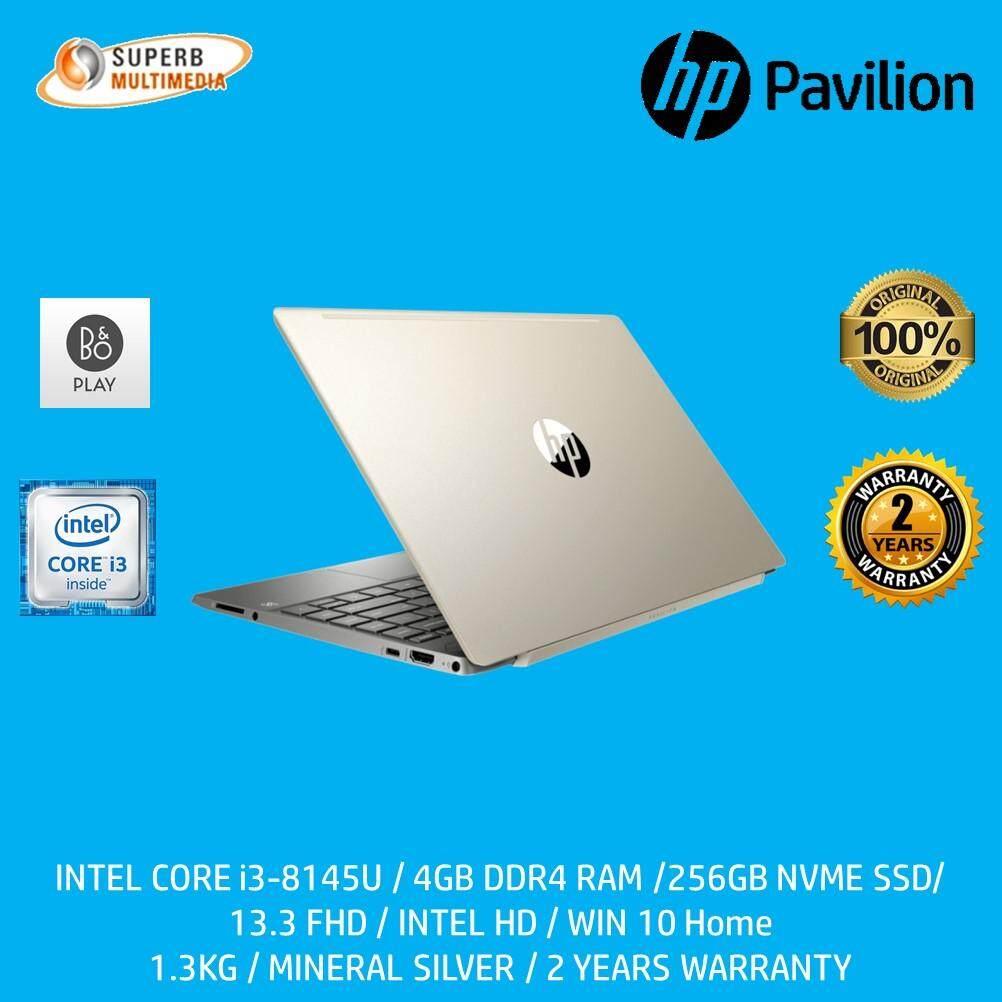 HP Pavilion 13-an0057tu laptop (Online Exclusive Model) Malaysia