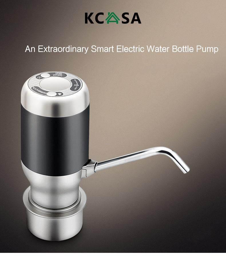 Bảng giá Kcasa KC-EWP53 Điện Không Dây Di Động Bơm Nước Rửa Bình Gallon Uống Bình Công Tắc Vòi Điện máy Pico
