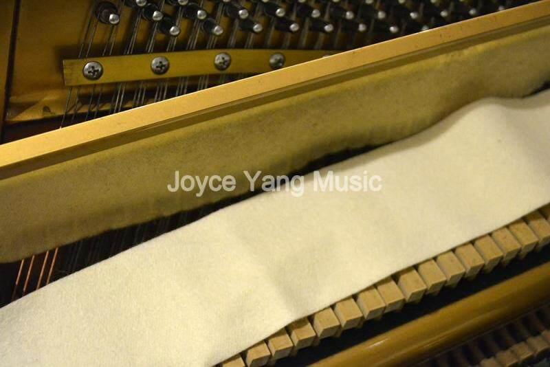 Đàn Piano Chỉnh Công Cụ Piano Phụ Kiện Len Giảm Âm Thanh Vải Yếu Gear Vải Scharf Vải