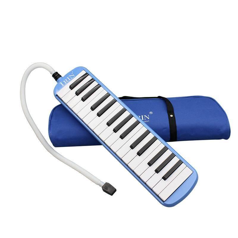 IRIN 32 Phím Điện Tử Kèn Melodica Kèn Harmonica Bàn Phím Miệng Cơ Quan Có Tay Cầm Dụng Cụ Âm Nhạc Hiệu Suất Người Mới Bắt Đầu Tập Luyện