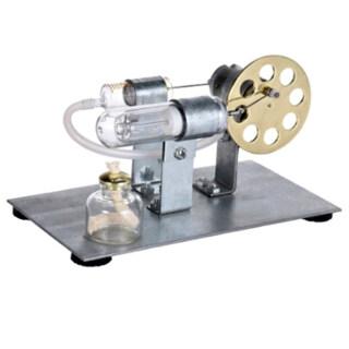 Mô hình đồ chơi động cơ vật lý Stirling đốt nhiên liệu làm mát buồng lạnh - INTL thumbnail