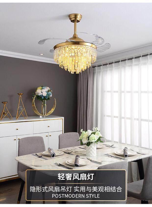 European Style Fan Light Ceiling