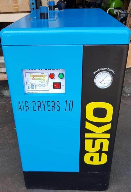 air compressor dryer drying filter water cool machine