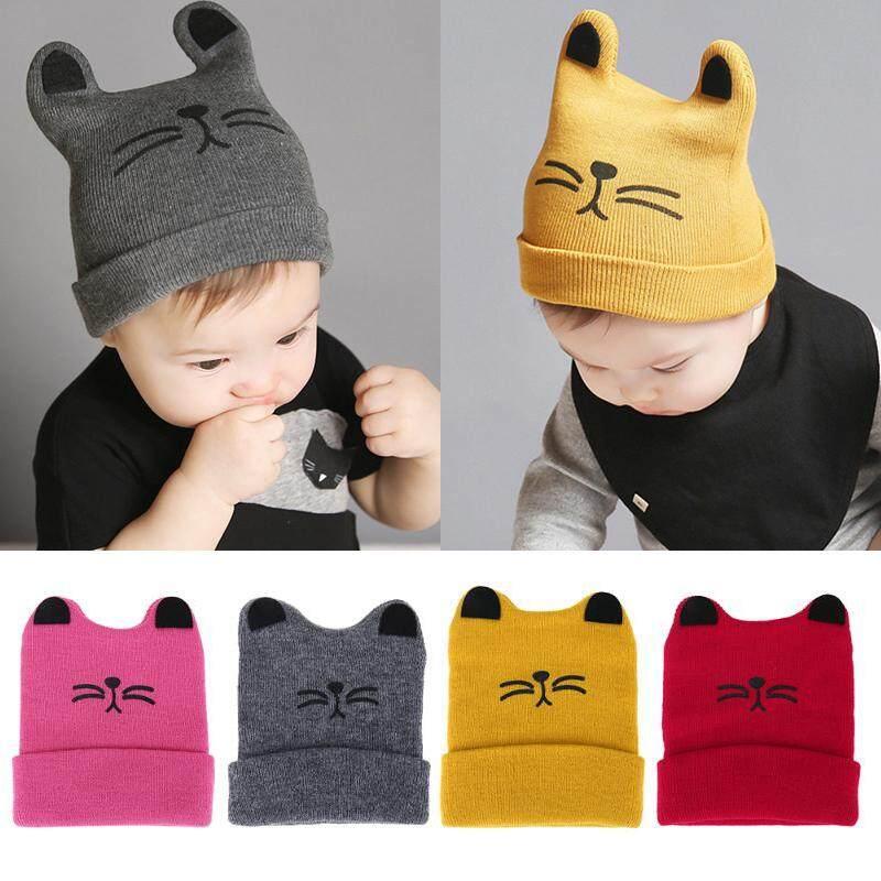 e99039ae New Toddler Kids Girl&Boy Baby Infant Winter Warm Crochet Knit Hat Beanie  Cap