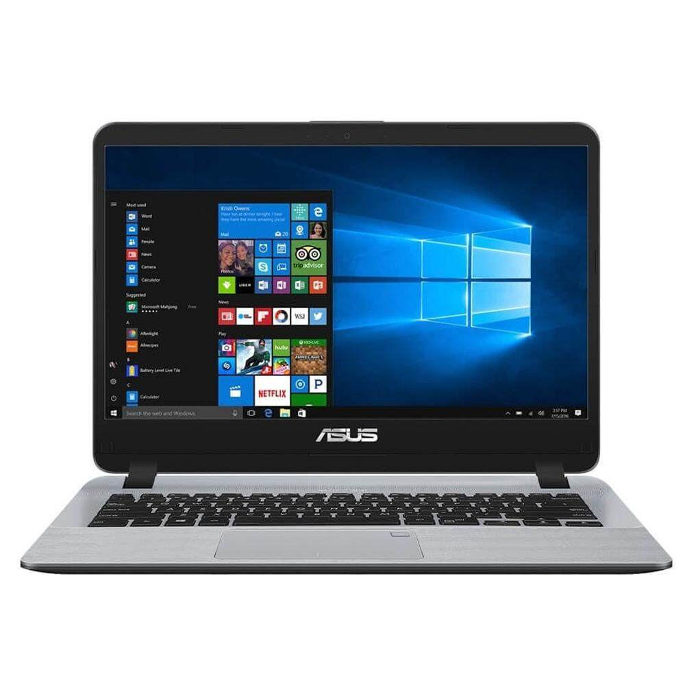 Asus Vivobook A407M-ABV036T 14 Laptop Grey (Celeron N4000, 4GB, 500GB, Intel, W10) Malaysia