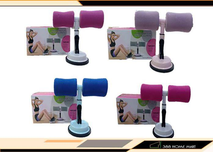 【ready Stock】home Fitness Lose Weight Equipment Gym Workout Abdominal Curl Exercise By 388 Homemart.