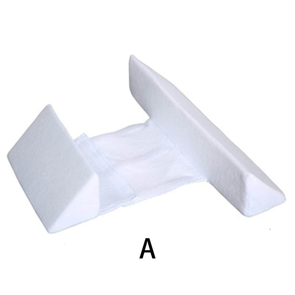 Newborn Baby Shaping Styling Pillow Anti-rollover Bed Side Triangle Pillow Infant Baby Positioning Pillow For 0-6 months