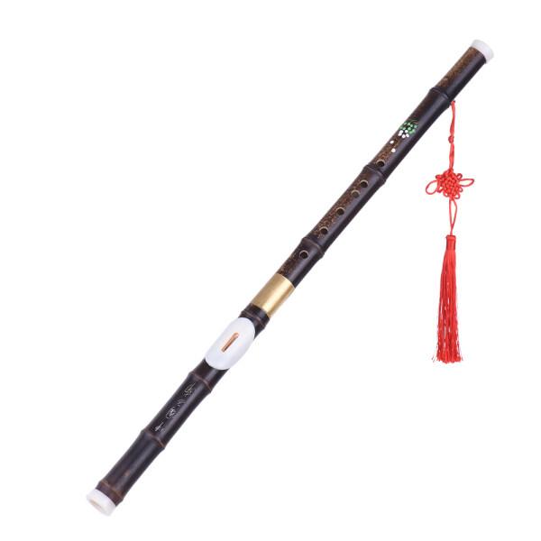 Bawu Ba Tre Đen Tự Nhiên Có Thể Tháo Rời Wu Nhạc Cụ Ống Sáo Ngang Trong G Chính Dành Cho Người Mới Bắt Đầu Yêu Nhạc Như Một Món Quà