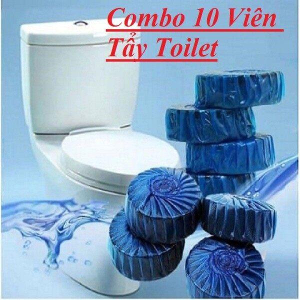 Viên Tẩy Toilet - Túi 10 Viên Tẩy Toilet - Túi 10 Viên Tẩy Toilet