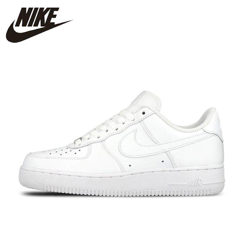 best loved cc925 a1fcd Nike Original New Arrival Official Air Force1 AF1 Men s Skateboarding Shoes  Breathable Outdoor Sneakers  315122