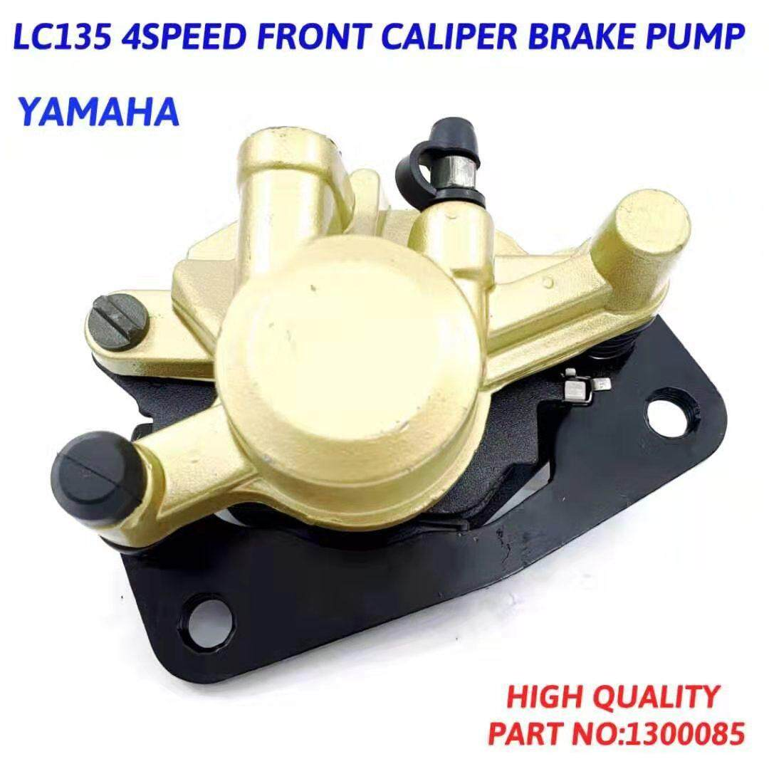 "LC135 4SPEED YAMAHA FRONT CALIPER BRAKE DISC PUMP ""DOTOMOMO"""