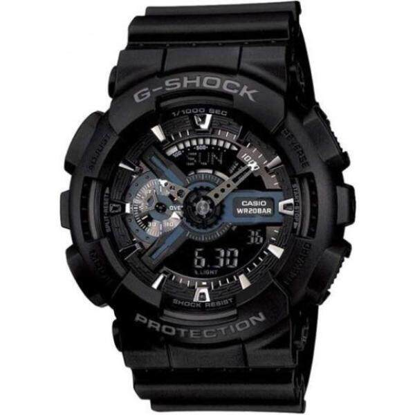 SPECIAL PROMOTION_G_SHOCK GA110 DUAL TIME RUBBER STRAP WATCH FOR MEN Malaysia