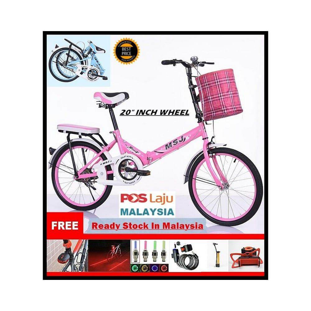Folding Women Bicycle By Max Radiance Trading.