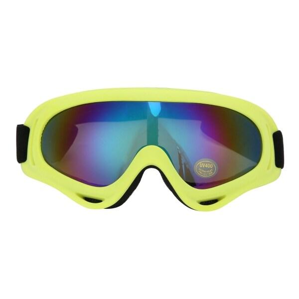 Ski Goggles Anti‑Fog Ski Goggles Kids Snowboard Climbing Glasses Snow Sports Equipment for Boys Girls Snow Sports Glasses