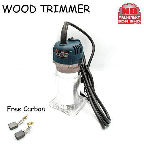 Lever 1/4 (500W)) Wood Trimmer 3701