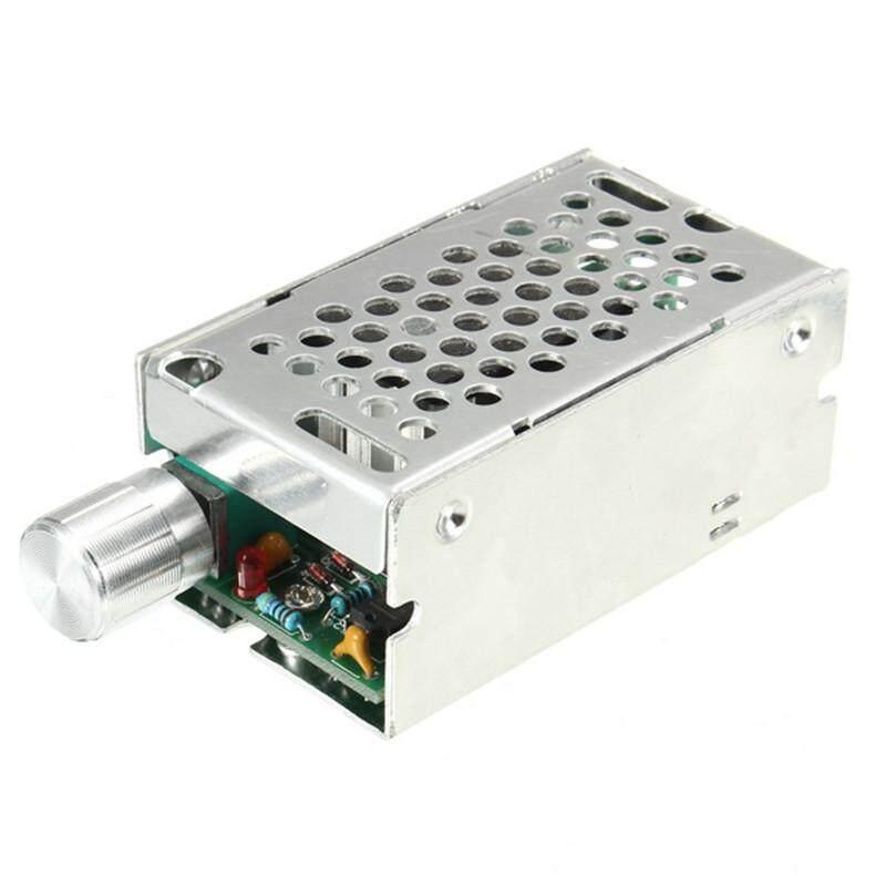 12-50V 30A 500W Có Thể Điều Chỉnh DC Bàn Chải Bộ Điều Khiển Tốc Độ Động Cơ PWM Điều Khiển Công Tắc