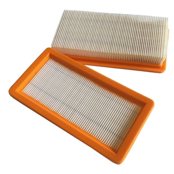 3Pcs/Lot Washable Filter for Karcher DS5500,DS6000,DS5600,DS5800 Robot Vacuum Cleaner Parts 6.414-631.0 Hepa Filters