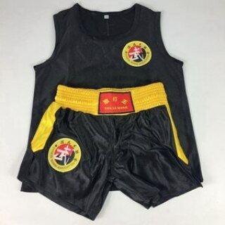 Quần Đùi Đấm Bốc MMA Muay Thái Đá Quần Đấm Bốc Quần Sanda Wushu Kungfu Quần Đùi Dành Cho Trẻ Em Trẻ Em Và Nam Giới thumbnail