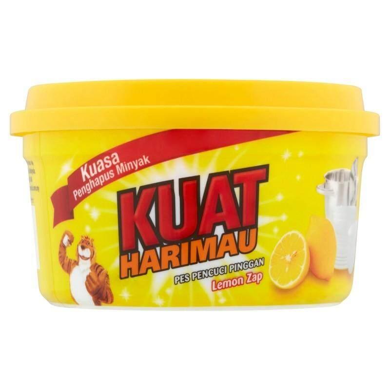 Kuat Harimau Dishwashing Paste - Lemon Zap (200g)