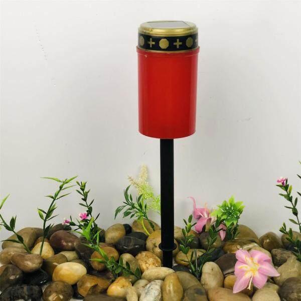 Samber Năng Lượng Mặt Trời Đèn Sân Vườn, Đèn LED Điện Tử Để Trang Trí Tưởng Niệm