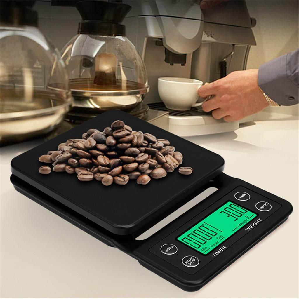 Điện tử Quy Mô Kỹ Thuật Số Cân Nhà Bếp Cân Nặng Cân Dinh Dưỡng bàn 5 kg/0.1g