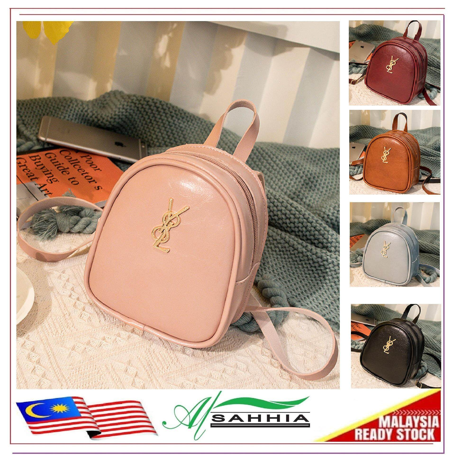 8c852dc10d62 Al Sahhia Ready Stock Mini Y8L Backpack Travel Casual Bag