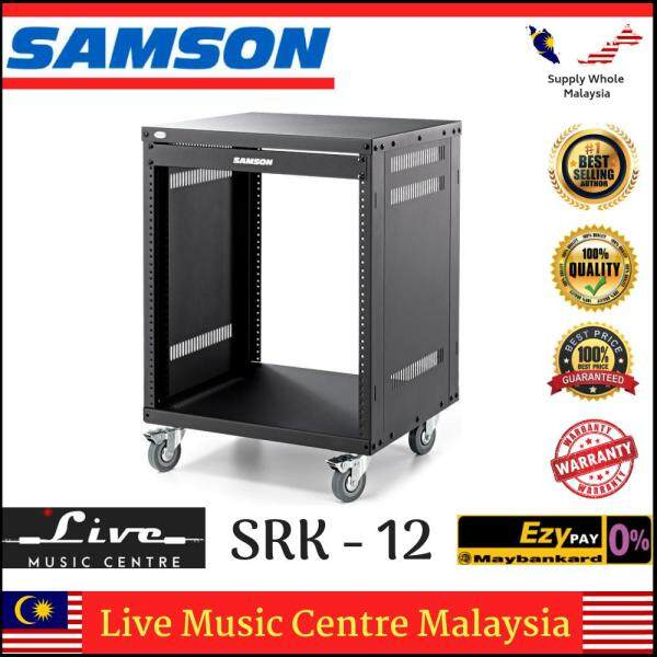 Samson SRK12 Universal Equipment Racks (SRK-12) Malaysia