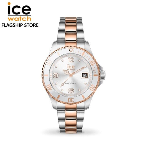 Ice-Watch ICE steel - silver rose-gold (small) Malaysia