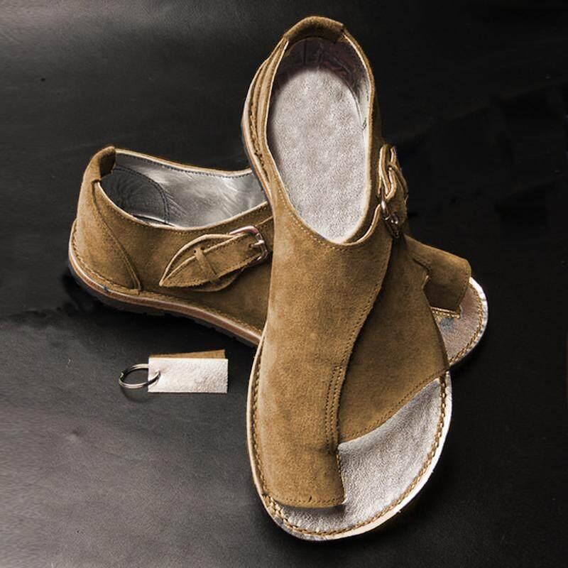 Phụ Nữ Thoải Mái Nền Tảng Sandal Bunion Corrector Du Lịch Biển; Du Lịch Giày Cho Mùa Hè Giảm Cực Sốc