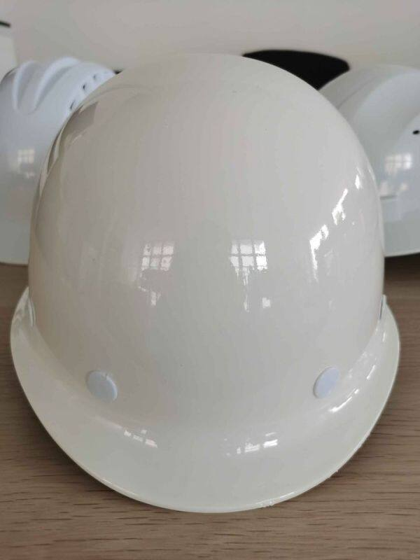 Safety Helmet - Tanizawa, Fiberglass, Ratchet knob adjustable, Lightweight.