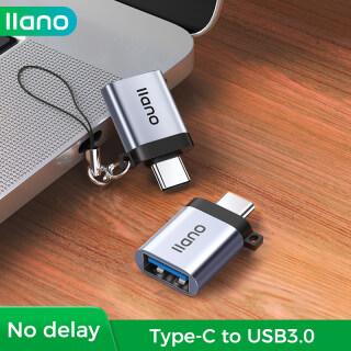 Llano Bộ Chuyển Đổi Loại C 3.1 Sang USB 3.0 Với OTG Chuyển Đổi thumbnail