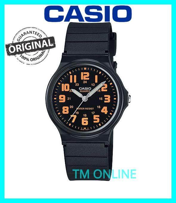 [BDAY SALE] (ORIGINAL+1YR WARRANTY) CASIO MQ-71-4B KID/STUDENT SIMPLE ANALOG WATCH Malaysia