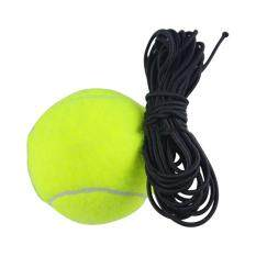 Bóng Tennis Cho Người Mới Bắt Đầu Cao Su Bóng Len Với Chuỗi Thay Thế Cho Huấn Luyện Viên Quần Vợt
