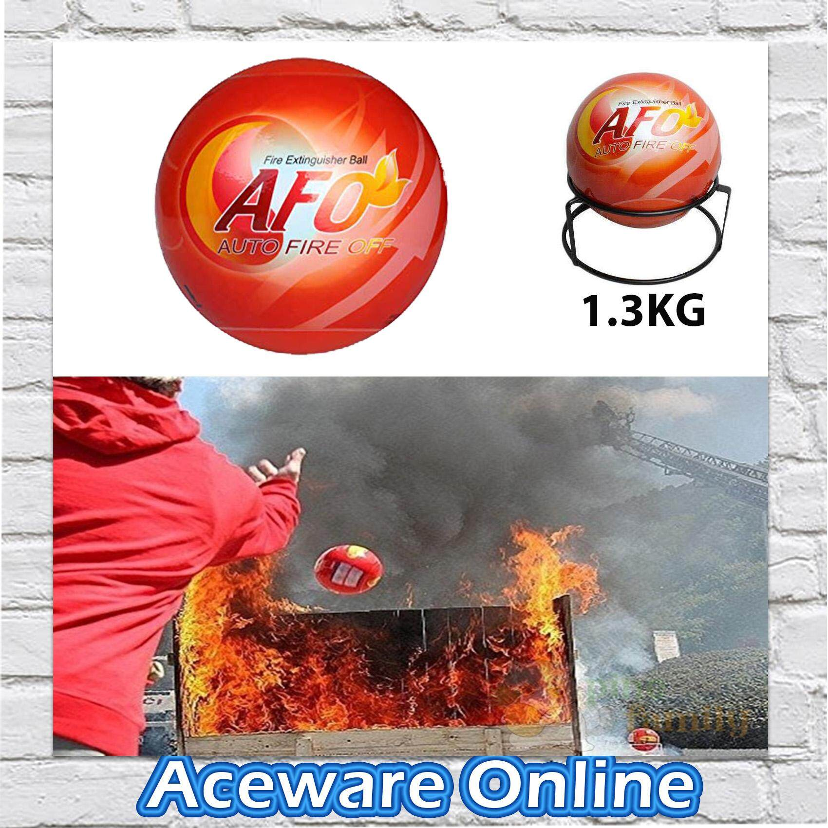 Fire Ball AFO Auto Fire Off Fire Extinguisher Ball 1.3KG