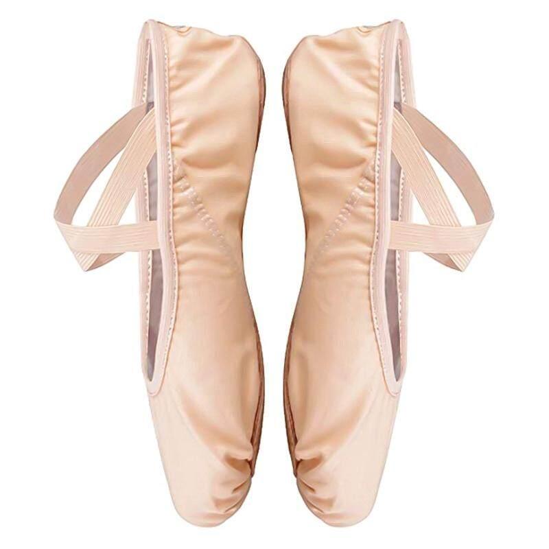 Ballet Canvas Dance Yoga Gymnastic Shoes Split Sole Adult/'s /& Children/'s Sizes