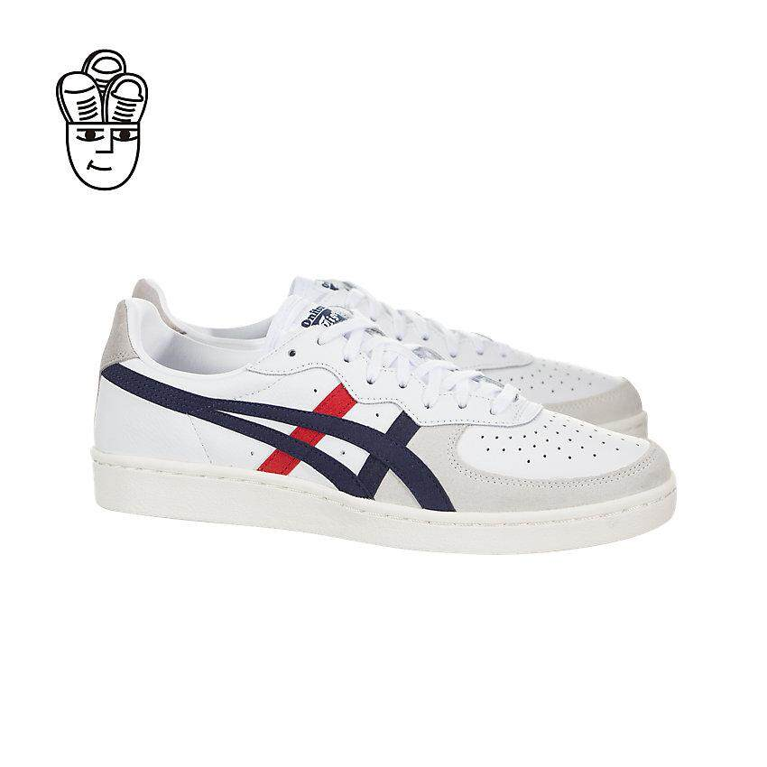 Asics Onitsuka Tiger Gsm Retro Tennis Shoes Men D5k2y-100 -Sh By Sneakerhead Official Store.