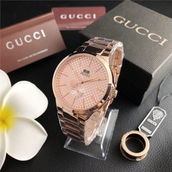 Gucciˉ Women Fashion Causal Quartz Watch Lady Waterproof  Female Rose Wristwatch Watches Malaysia