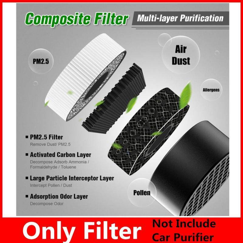 Composite Filter For Car Purifier【Only Filter】 Singapore