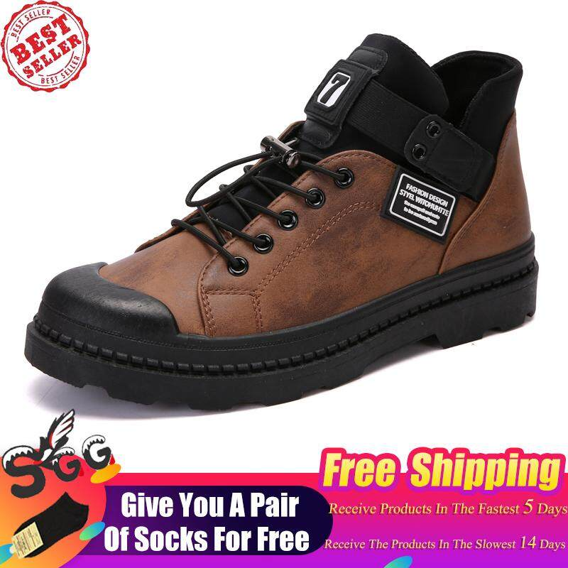 2700f63b4d0f Free Shipping SGG Mens Work Shoes Safety Insulated Construction Martin Boot  Protection Shoes