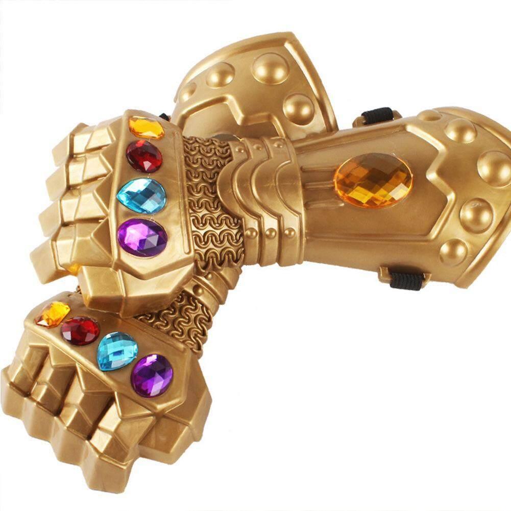 Thanos Vô Cực Nhẹ Avengers Siêu Anh Hùng Găng Tay Halloween Đạo Cụ Đang Có Khuyến Mãi