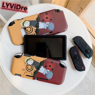 LYViDre Ốp Lưng Ninja Showdown Mới 2021, Phụ Kiện Cho Nitendo Nintend Switch Lite Ốp Lưng Bảo Vệ TPU Mềm Cho Nintendo Switch NS Cover Tay Cầm Có Thể Tháo Rời Với Màng Cường Lực thumbnail