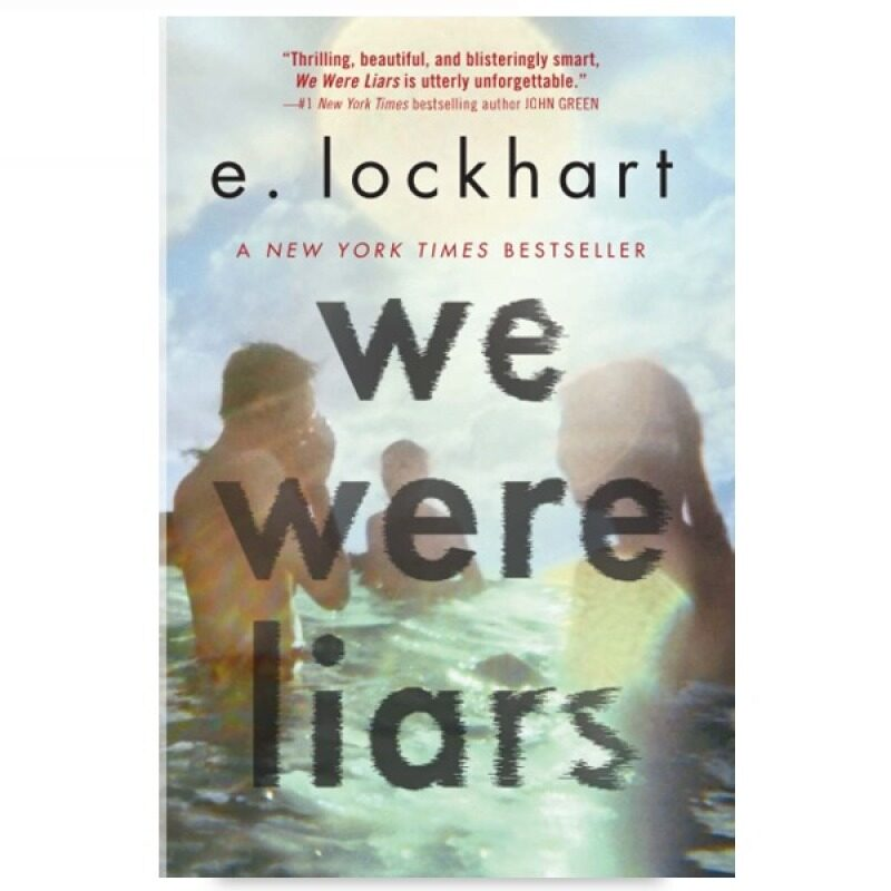 [ BOOKURVE ] We Were Liars By E. Lockhart - ISBN 9780385741279 (Paperback) Malaysia
