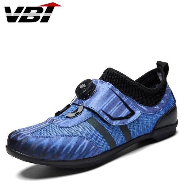 Giày Đạp Xe VBT Cho Nam Nữ, Giày Đạp Xe Ngoài Trời Chống Trượt, Thoáng Khí, Chống Mài Mòn