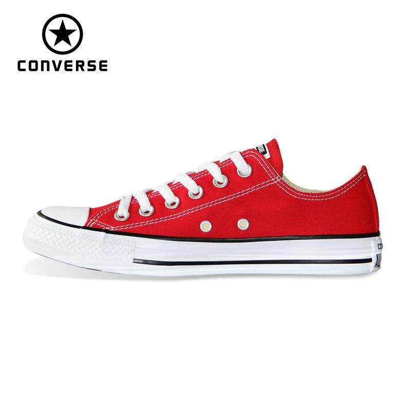 CONVERSE all star shoes Canvas Chuck Taylor uninex sneakers man and woman's Skateboarding Shoes