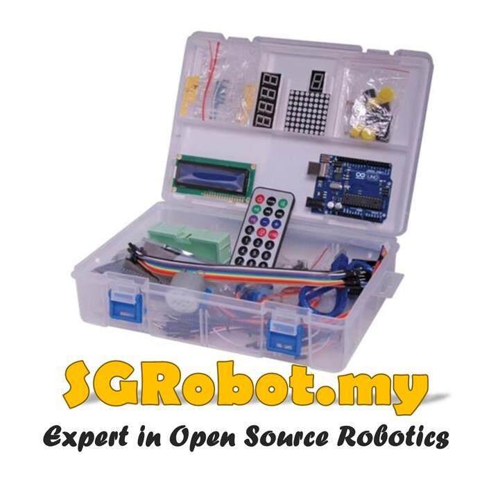 Arduino UNO R3 Advance Beginner Learning Sensor Starter Kit v5