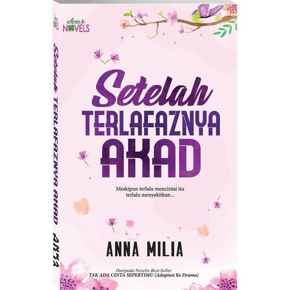 Setelah Terlafaznya Akad, Anna Milia