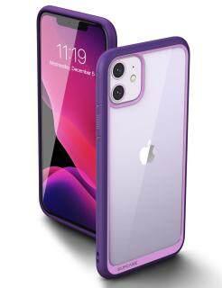 Ốp Lưng UBStyle Ốp Lưng Bảo Vệ Trong Suốt Cho Apple iPhone 11 6.1 Inch 2019 Hybrid TPU + PC thumbnail