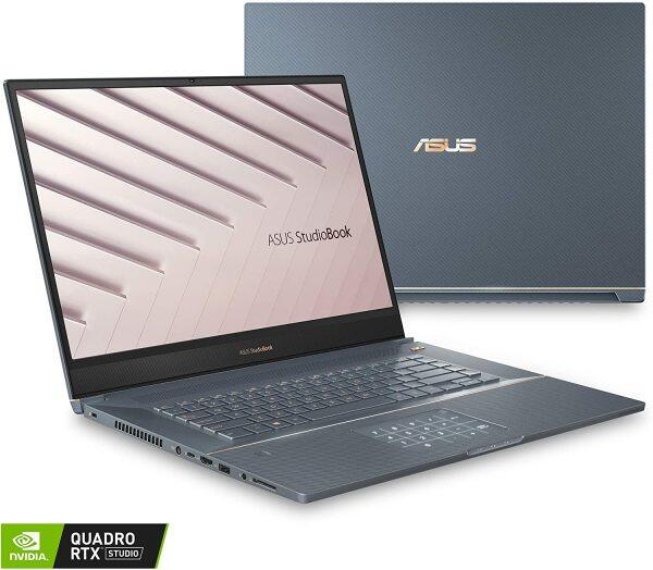 "ASUS ProArt StudioBook Pro 17 Mobile Workstation Laptop, 17"" WUXGA NanoEdge Bezel, Intel Xeon E-2276M, 32GB ECC DDR4, 2TB PCIe SSD, Nvidia Quadro RTX 3000, Windows 10 Pro Malaysia"