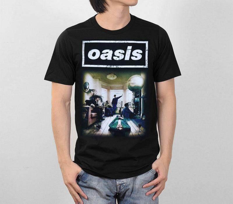 b45da93a812f Product details of YGG Oasis Definitely Maybe Album Liam Noel Gallagher  Brit Pop Rock Men T Shirt S 2Xl New Fashion Men'S T Shirt Unisex Fashion