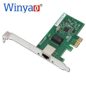 การส่งเสริม Winyao WYI210T1 PCI-E X1 Gigabit Ethernet Network Card